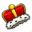 King's Crown Pin