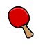 Paddle Ball Pin