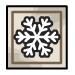 Snowflake Tile Pin