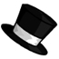 Top Hat Pin